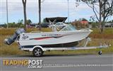 QUINTREX 450 FISHABOUT   F50HP Package