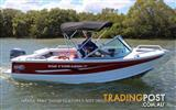 QUINTREX 450 FISHABOUT   F60HP Package