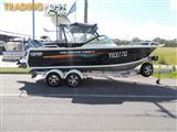 USED 2014 QUINTREX 530 CRUISEABOUT WITH YAMAHA 115 HP FOURSTROKE FOR SALE
