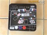 Texas Poker Game