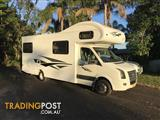 2008 Volkswagon Crafter Mobile Home