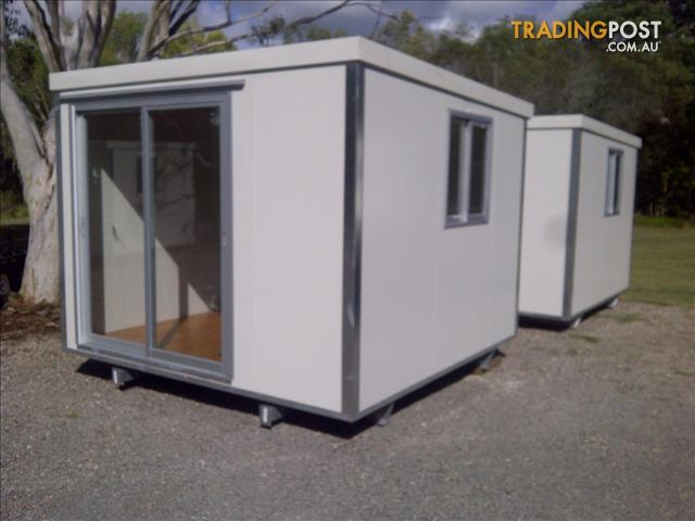 BRANDNEW PORTABLE OFFICE, SITE SHED,BUILDING 3.15mx3.15mx2.4m (LxWxH)