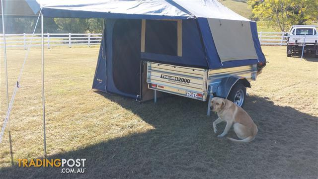 Camper Trailers & Slideon Campers Lifestyle and Fab Income Potential