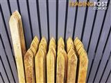 Fence Palings - Gothic Top