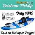 3m Kayak - Pick Up Brisbane - Nordic Brand - Brand New - $349
