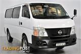 2008  Nissan Caravan   Van Wagon