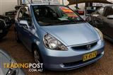 2003  Honda Jazz GD VTi Hatchback 5dr CVT 7sp, 1.5i  Hatchback