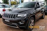 2013  Jeep Grand Cherokee WK Limited Wagon 5dr Spts Auto 5sp 4x4 3.6i [MY13]  Wagon
