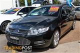 2012  Ford Falcon FG MkII G6E EcoLPi Sedan 4dr Spts Auto 6sp, 4.0Gi  Sedan