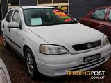 2001  Holden Astra TS CD Hatchback 5dr Auto 4sp 1.8i [MY02]  Hatchback