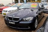 2005  BMW 320i E90 Sedan 4dr Steptronic 6sp 2.0i [Mar]  Sedan