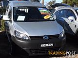 2012  Volkswagen Caddy TDI250 2K Wagon