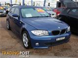2006  BMW 120i  E87 Hatchback