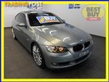 2007  BMW 335I  E92 COUPE