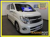 2008 NISSAN ELGRAND HIGHWAY STAR E51 WAGON