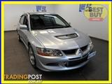 2003  Mitsubishi Lancer Evolution VIII CZ Sedan