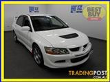 2003  Mitsubishi Lancer Evolution VIII CZ 4D SEDAN