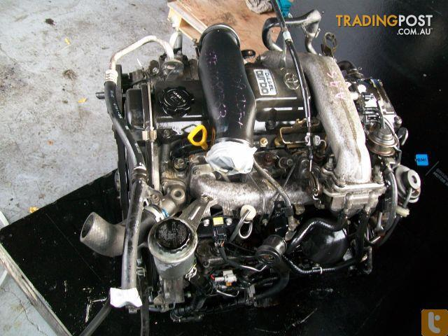 Toyota Hilux 1kzte Engine Manual