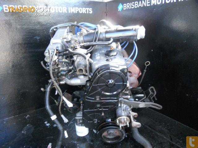 88 98 holden jackaroo  rodeo 4ze1 for sale in slacks creek Suzuki J20A vs J20B Suzuki 2.0 Engine