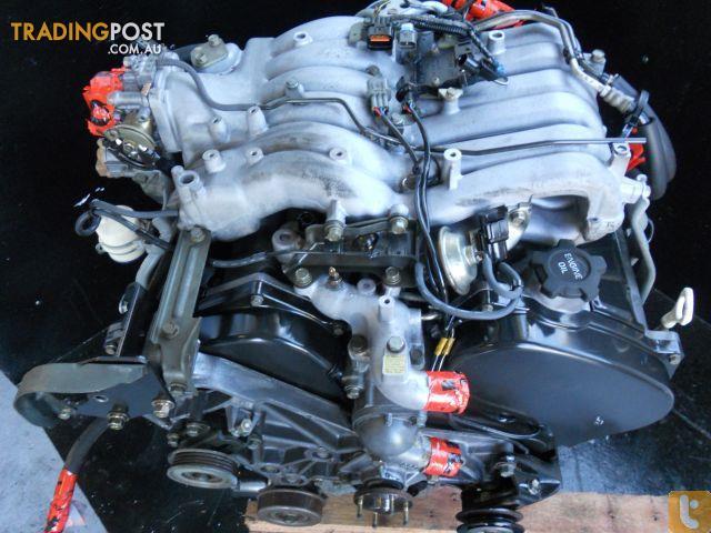 Mitsubishi Pajero 6g74 Dohc For Sale In Slacks Creek Qld
