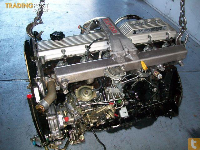 TOYOTA-80-80-SERIES-LANDCRUISER-1HD-T-ENGINE