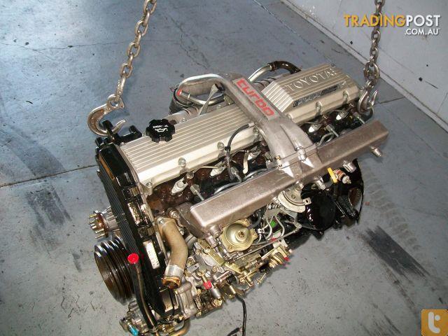TOYOTA-80-80-SERIES-LANDCRUISER-1HD-T-ENGINE