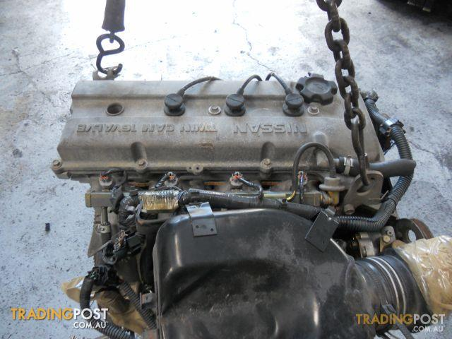 Nissan Navara Ka24e Engine For Sale In Slacks Creek Qld