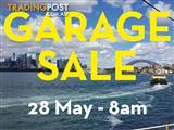 Cremorne Point - 28 May - 8AM-11AM - All weather