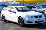 2011  Holden Commodore Omega VE II Wagon