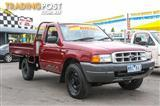 2001  Ford Courier XL PE Cab Chassis