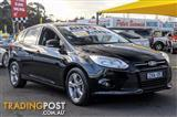 2013  Ford Focus Trend LW MKII Hatchback
