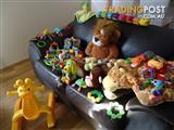 Assorted Baby / Toddler Toys