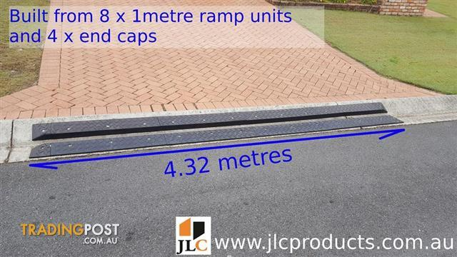 layback kerb or curb rampdriveway rampcar rampgutter