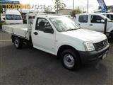 2003  HOLDEN RODEO DX RA CAB CHASSIS