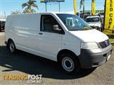 2009  VOLKSWAGEN TRANSPORTER LOW ROOF T5 MY09 VAN