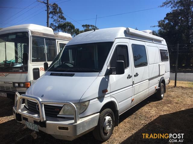 2000 MERCEDES BENZ SPRINTER Motorhome