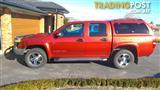2010 HOLDEN COLORADO LX (4x4) RC MY10 CREW CAB P/UP