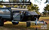 Lincoln Z Off Road Hard Floor Camper Trailer