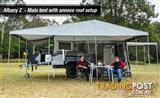 Perfect for 2 - Albany Z Light weight Off Road Hard Floor Camper Trailer