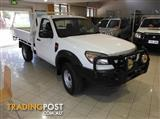 2009 FORD RANGER XL PK CAB CHASSIS