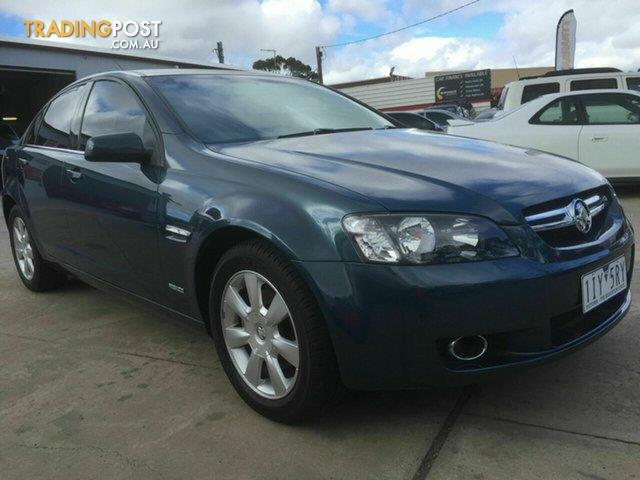2010 Holden Commodore Berlina VE Sedan