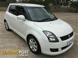 2010 Suzuki Swift RE4  Hatchback
