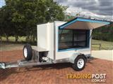 Refrigerated Catering Trailer