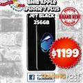 PHONEBOT SPECIAL: BRAND NEW SEALED iPhone 7 Plus JET BLACK 256 GB