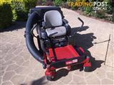 Toro Zero Turn ride on mower