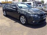 2010  FORD FALCON XR6 FG 4D SEDAN