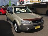 2005  FORD TERRITORY TS (4X4) SY 4D WAGON