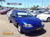 2002  FORD FALCON XL AUIII C/CHAS