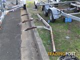 Boat trailer repair and sale