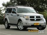 2010 Dodge Nitro SX KA MY09 Wagon
